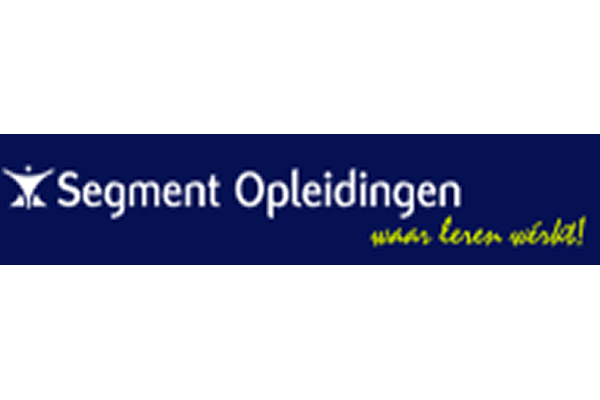 Segment opleidingen logo